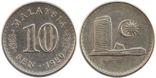 10 сен 1980 Малайзия