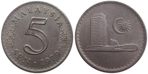 5 сен 1979 Малайзия