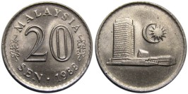 20 сен 1988 Малайзия