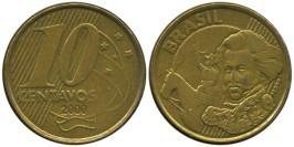 10 сентаво 2000 Бразилия