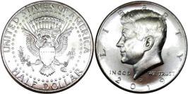 50 центов 2019 D США UNC