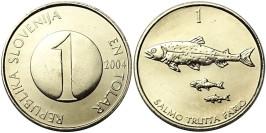 1 толар 2004 Словения