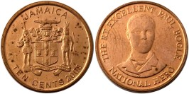 10 центов 2008 Ямайка
