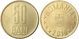 50 бани 2019 Румыния UNC