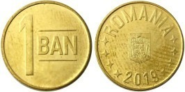 1 бан 2019 Румыния UNC