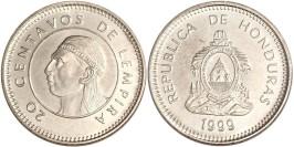 20 сентаво 1999 Гондурас UNC