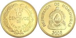 10 сентаво 2006 Гондурас UNC