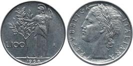 100 лир 1968 Италия