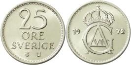 25 эре 1972 Швеция