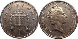 1 пенни 1994 Великобритания