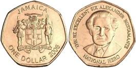 1 доллар 2006 Ямайка