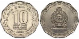 10 рупий 2009 Шри-Ланка