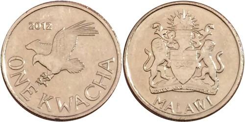 1 квача 2012 Малави