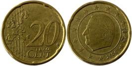 20 евроцентов 2006  Бельгия