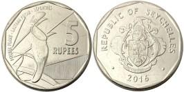 5 рупий 2016 Сейшельские острова UNC