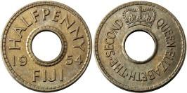 ½ пенни 1954 Фиджи