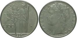 100 лир 1987 Италия