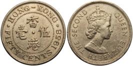 50 центов 1958 Гонконг