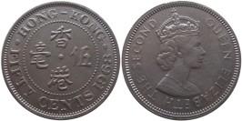 50 центов 1968 Гонконг