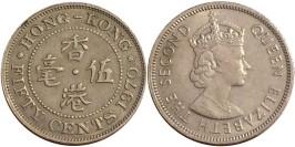 50 центов 1970 Гонконг