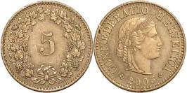 5 раппен 2005 Швейцария