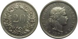 20 раппен 1978 Швейцария