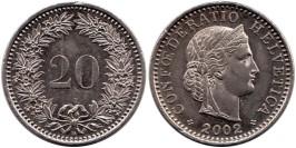 20 раппен 2002 Швейцария