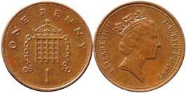 1 пенни 1995 Великобритания