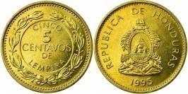 5 сентаво 1995 Гондурас UNC