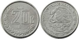 20 сентаво 2009 Мексика UNC
