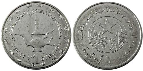 1 угия 2017 Мавритания