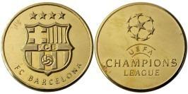 Памятная медаль — Футбольный клуб — Барселона