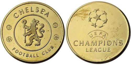 Памятная медаль — Футбольный клуб — Челси