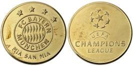 Памятная медаль — Футбольный клуб — Бавария Мюнхен