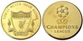 Памятная медаль — Футбольный клуб — Ливерпуль