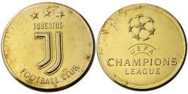Памятная медаль — Футбольный клуб — Ювентус