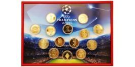 Набор памятных медалей — Лига чемпионов УЕФА