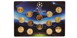 Набор памятных медалей — Лига чемпионов УЕФА №3