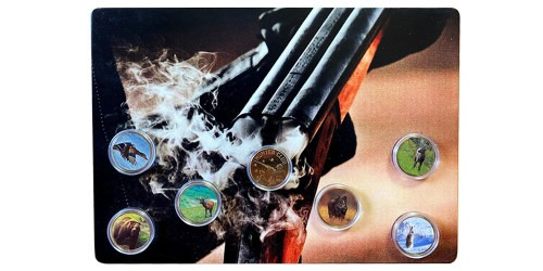 Набор памятных медалей — Клуб охотников