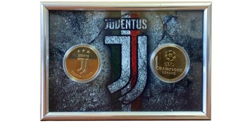 Набор памятных медалей — Футбольный клуб — Ювентус