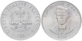 50 сантимов 1991 Гаити UNC