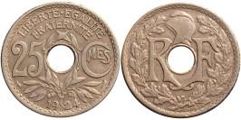 25 сантимов 1924 Франция