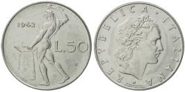 50 лир 1962 Италия