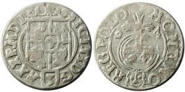 Полторак (1,5 гроша) 1624 Польша — Сигизмунд III — серебро №4