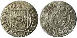 Полторак (1,5 гроша) 1623 Польша — Сигизмунд III — серебро №10