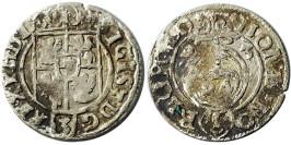 Полторак (1,5 гроша) 1623 Польша — Сигизмунд III — серебро №6