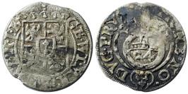 Полторак (1,5 гроша) 1626 Польша — Сигизмунд III — серебро №5