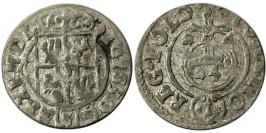 Полторак (1,5 гроша) 1624 Польша — Сигизмунд III — серебро №13