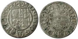 Полторак (1,5 гроша) 1624 Польша — Сигизмунд III — серебро №15
