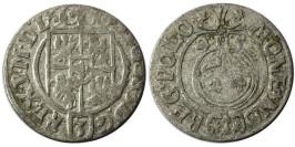 Полторак (1,5 гроша) 1625 Польша — Сигизмунд III — серебро №8